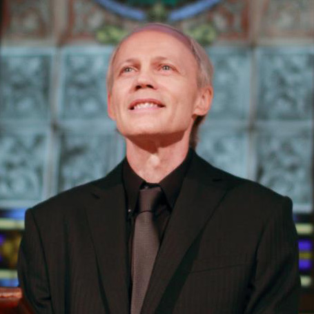 Pastor Jerry Jantzen