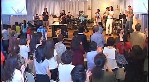 日曜礼拝 賛美 Worship 2016.06.26