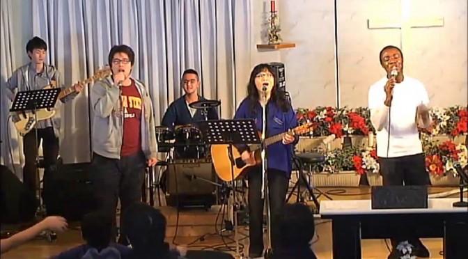 日曜礼拝 賛美 Worship 2016.12.11