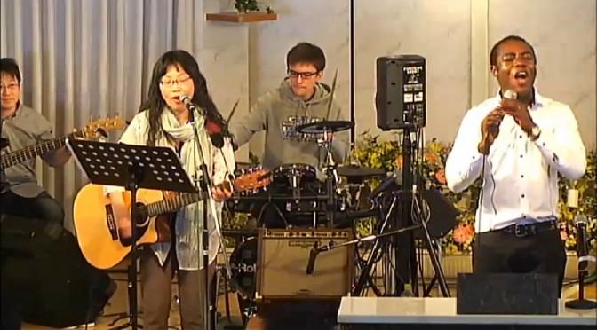 日曜礼拝 賛美 Worship 2017.3.26