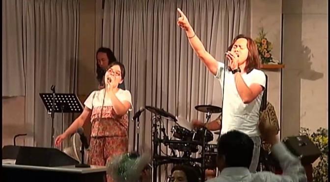 日曜礼拝 賛美 Worship 2017.7.16