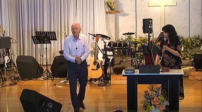 日曜礼拝 メッセージ Message 2017.8.13
