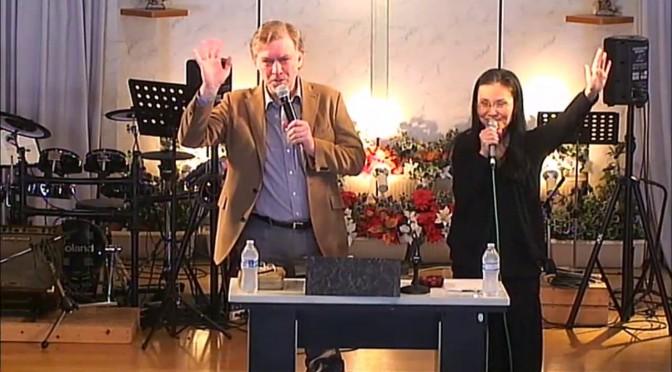 日曜礼拝 メッセージ Message 2017.12.3