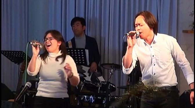 日曜礼拝 賛美 Worship 2017.12.17